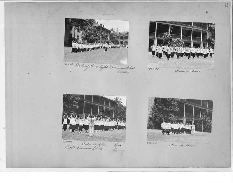 Mission Photograph Album - China #10 pg. 0089