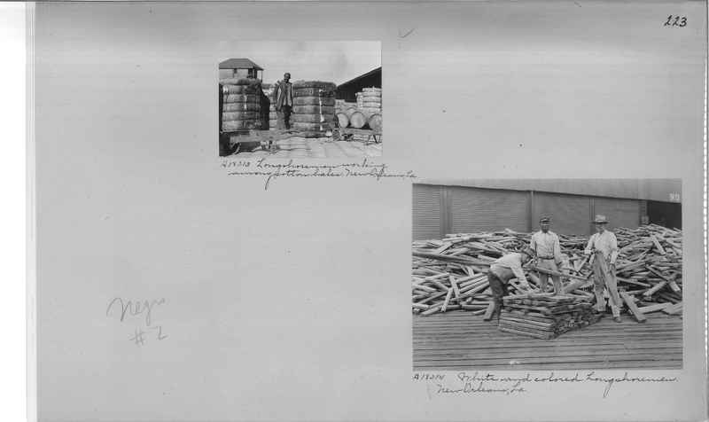 Mission Photograph Album - Negro #2 page 0223