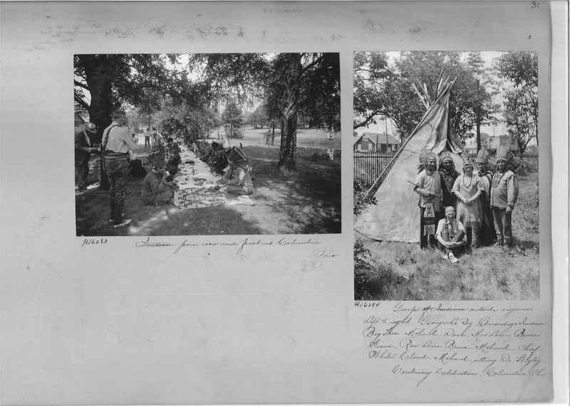 Mission Photograph Album - Indians #2 page_0031