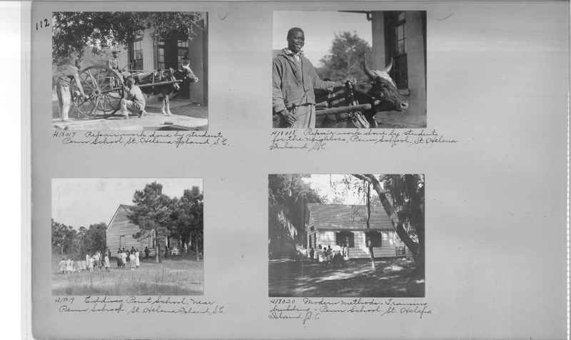 Mission Photograph Album - Negro #2 page 0112
