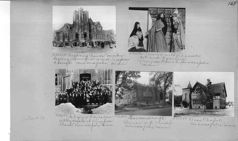 Mission Photograph Album - Cities #14 page 0165