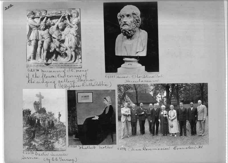 Mission Photograph Album - Miscellaneous #02 Page 0202