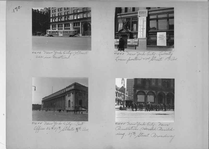 Mission Photograph Album - America #3 page 0170
