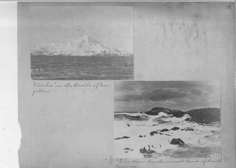Mission Photograph Album - South America O.P. #1 page 0033
