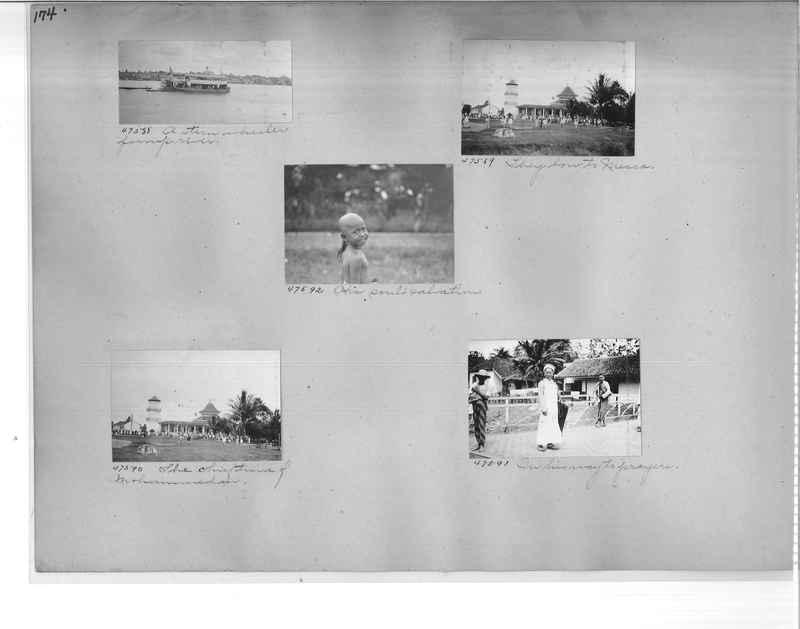Mission Photograph Album - Malaysia #4 page 0174