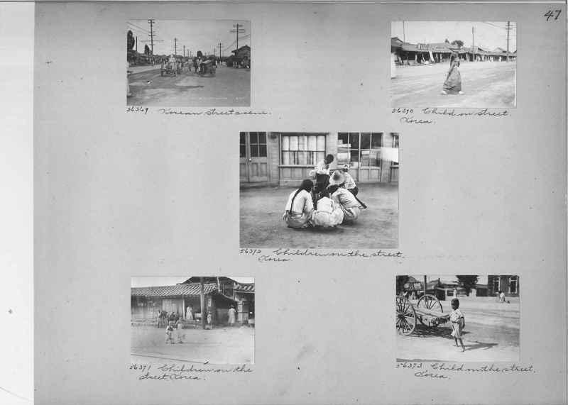 Mission Photograph Album - Korea #5 page 0047