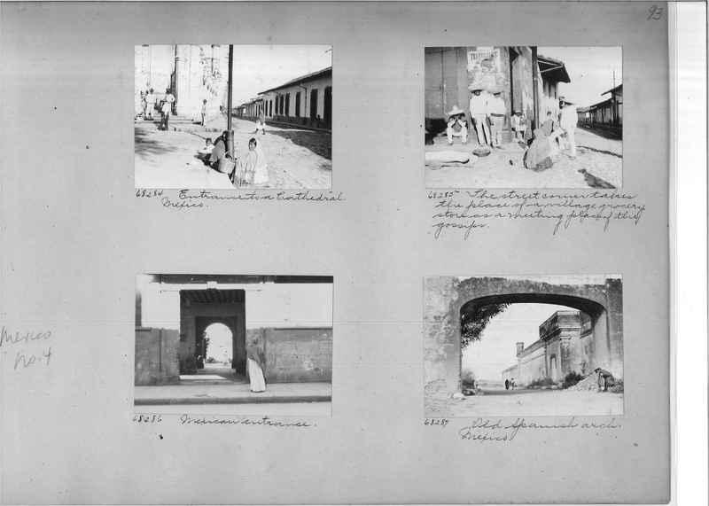 Mission Photograph Album - Mexico #04 page 0093