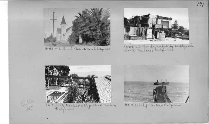 Mission Photograph Album - Cities #15 page 0141