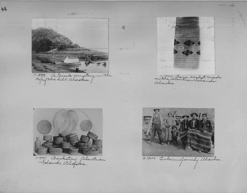 Mission Photograph Album - Alaska #1 page 0048