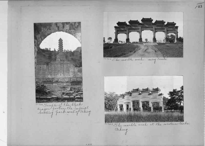 Mission Photograph Album - China #12 page 0103