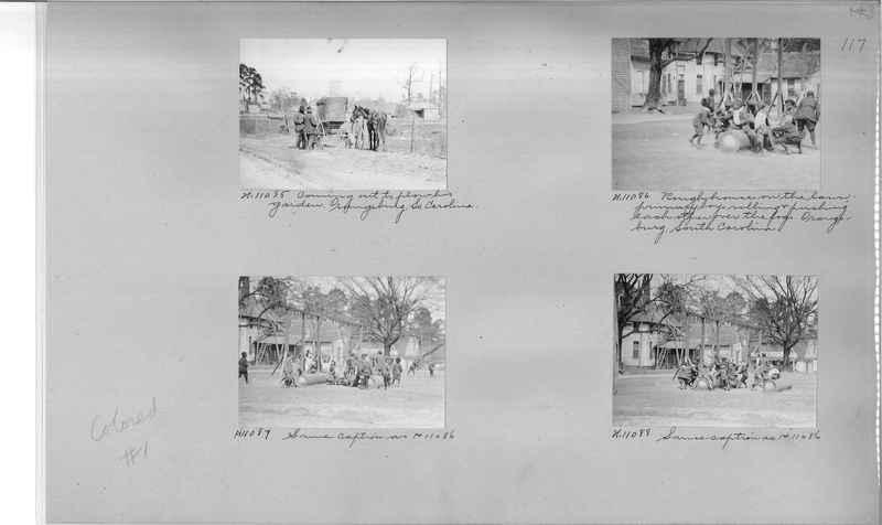 Mission Photograph Album - Negro #1 page 0117