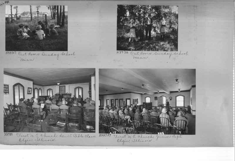 Mission Photograph Album - Religious Education #1 page 0044
