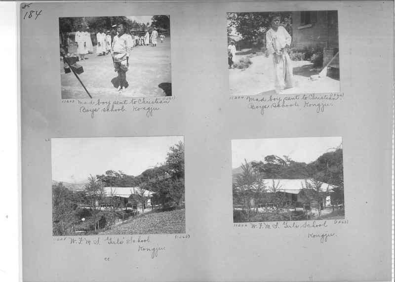 Mission Photograph Album - Korea #1 page 0184