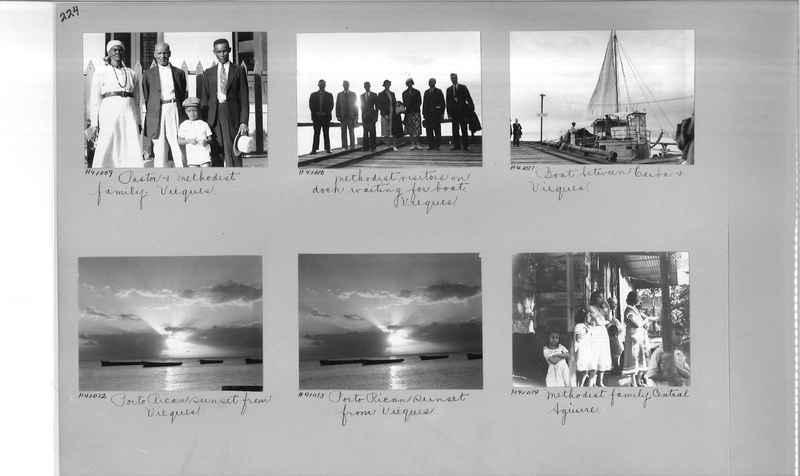 Mission Photograph Album - Puerto Rico #3 page 0224