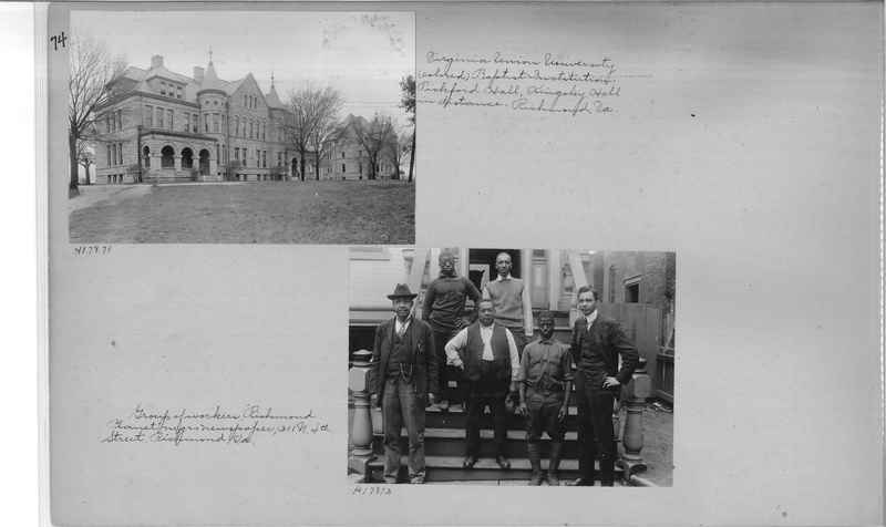 Mission Photograph Album - Negro #2 page 0074