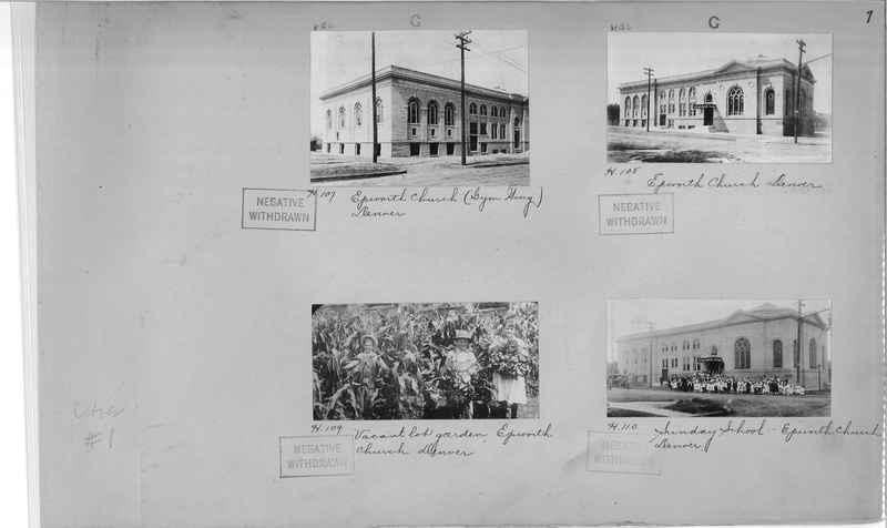 Mission Photograph Album - Cities #1 page 0007