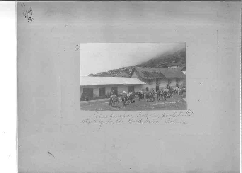 Mission Photograph Album - South America O.P. #2 page 0084