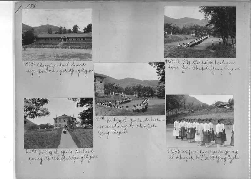Mission Photograph Album - Korea #5 page 0194