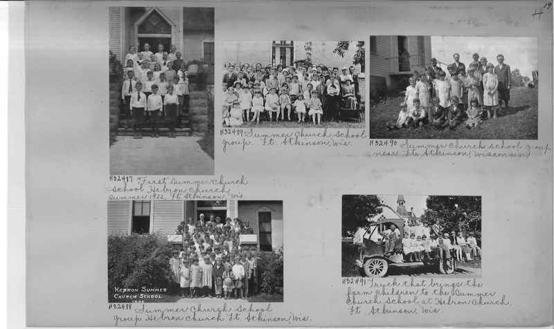 Mission Photograph Album - Religious Education #1 page 0019