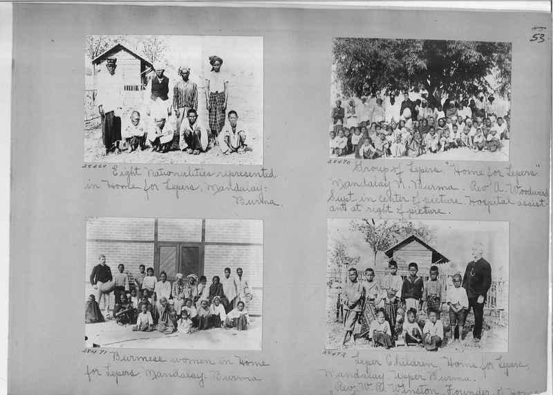 Mission Photograph Album - Burma #1 page 0053
