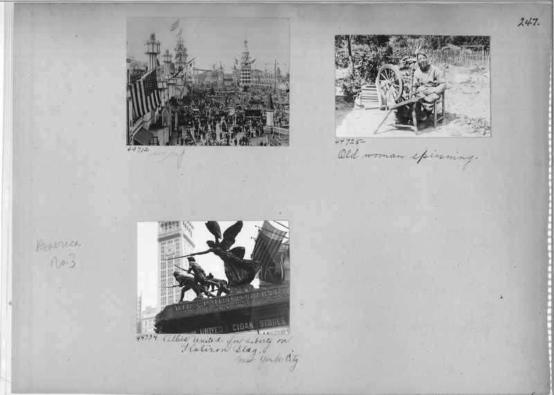Mission Photograph Album - America #3 page 0247