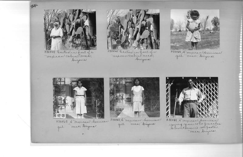 Mission Photograph Album - Latin America #2 page 0034