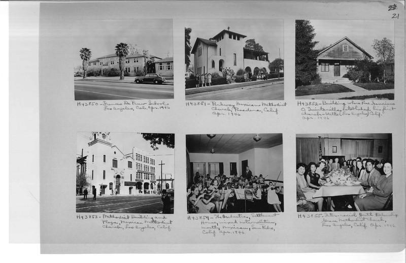 Mission Photograph Album - Latin America #3 page 0021