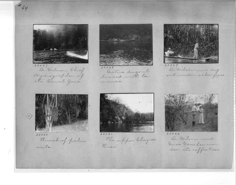 Mission Photograph Album - Panama #1 page  0064