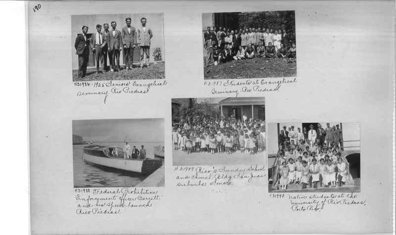 Mission Photograph Album - Puerto Rico #3 page 0190