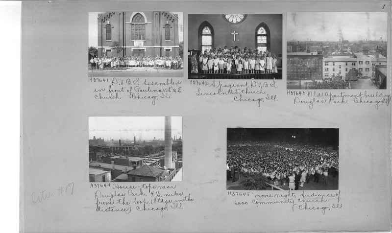 Mission Photograph Album - Cities #17 page 0001