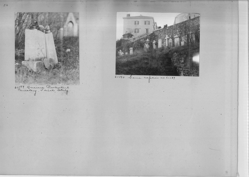 Mission Photograph Album - Europe #04 Page 0050