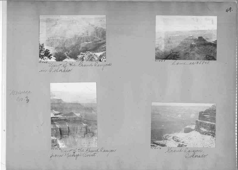 Mission Photograph Album - America #3 page 0049