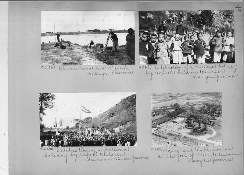 Mission Photograph Album - China #15 page 0183