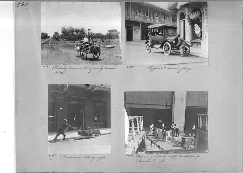 Mission Photograph Album - Panama #03 page 0160