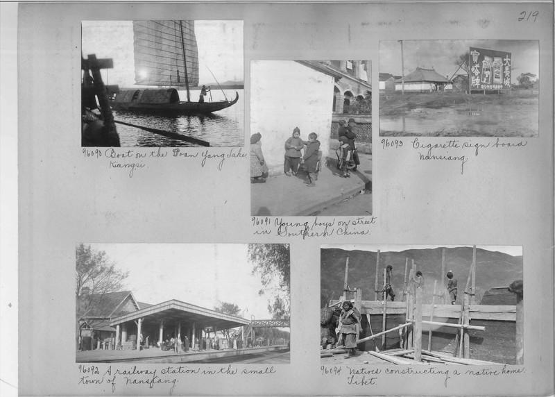 Mission Photograph Album - China #14 page 0219