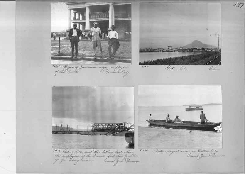 Mission Photograph Album - Panama #03 page 0137