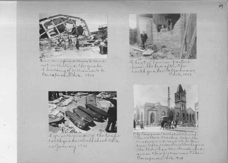 Mission Photograph Album - South America O.P. #3 page 0037