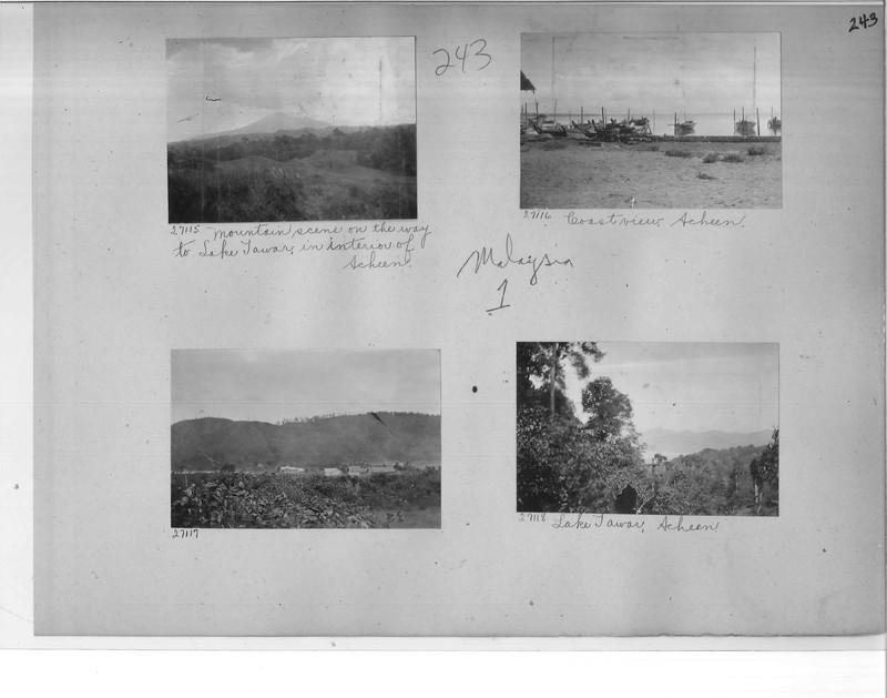 Mission Photograph Album - Malaysia #1 page 0243