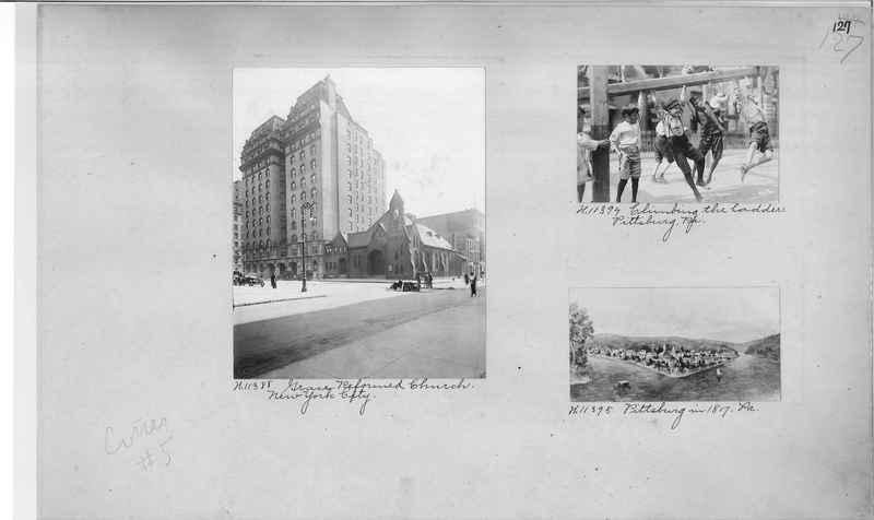 Mission Photograph Album - Cities #5 page 0127