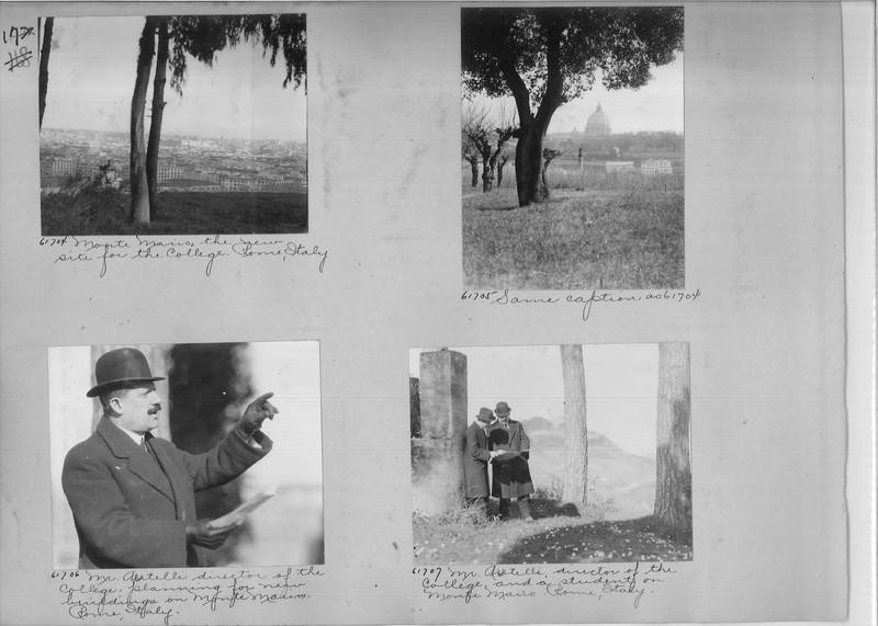 Mission Photograph Album - Europe #04 Page 0172