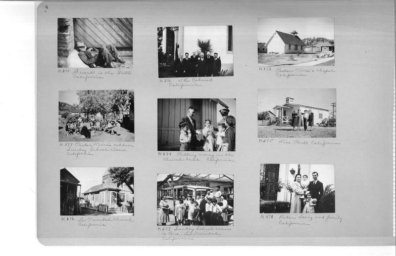 Mission Photograph Album - Latin America #3 page 0008