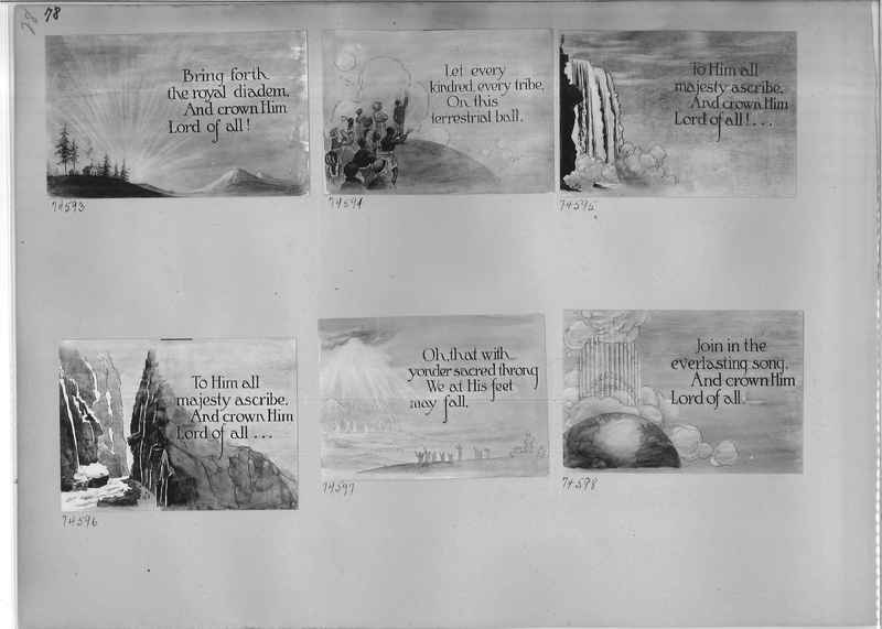 Mission Photograph Album - Miscellaneous #02 Page 0078