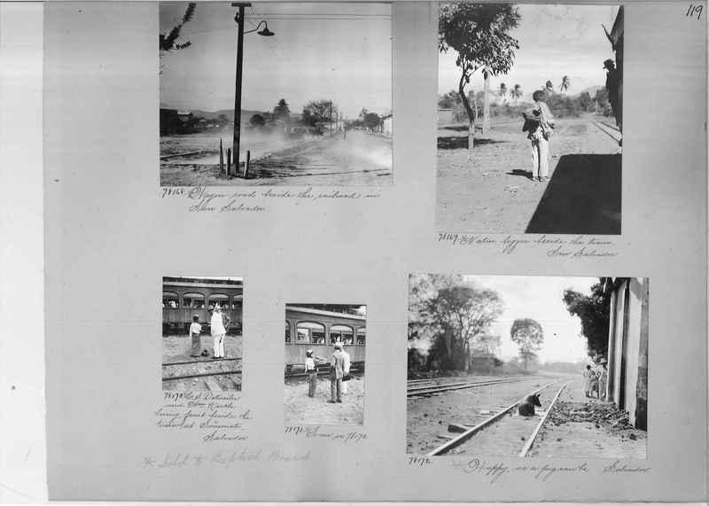 Mission Photograph Album - Panama #04 page 0119