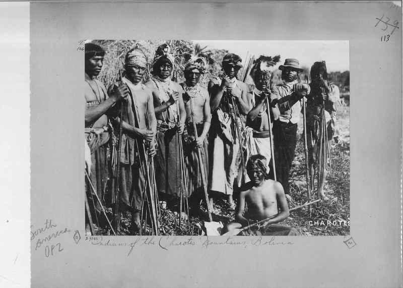 Mission Photograph Album - South America O.P. #2 page 0113