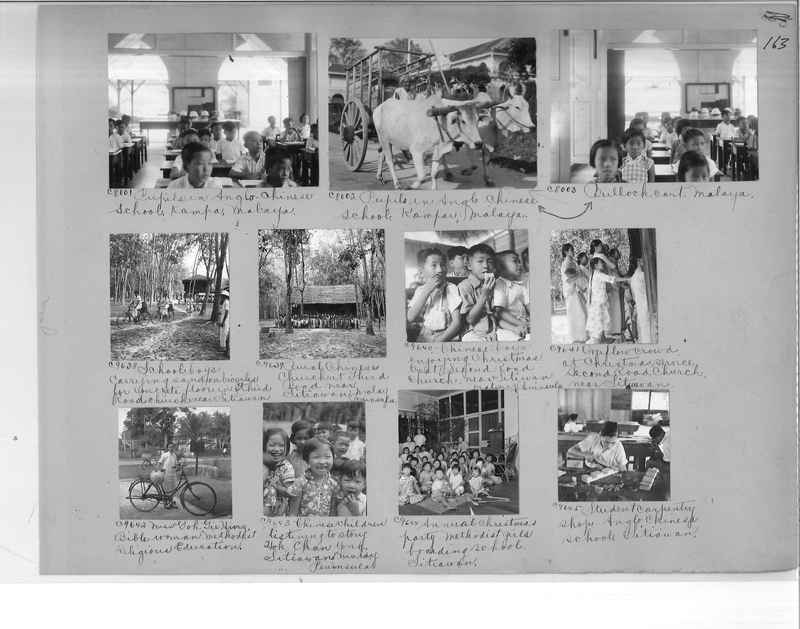 Mission Photograph Album - Malaysia #7 page 0163
