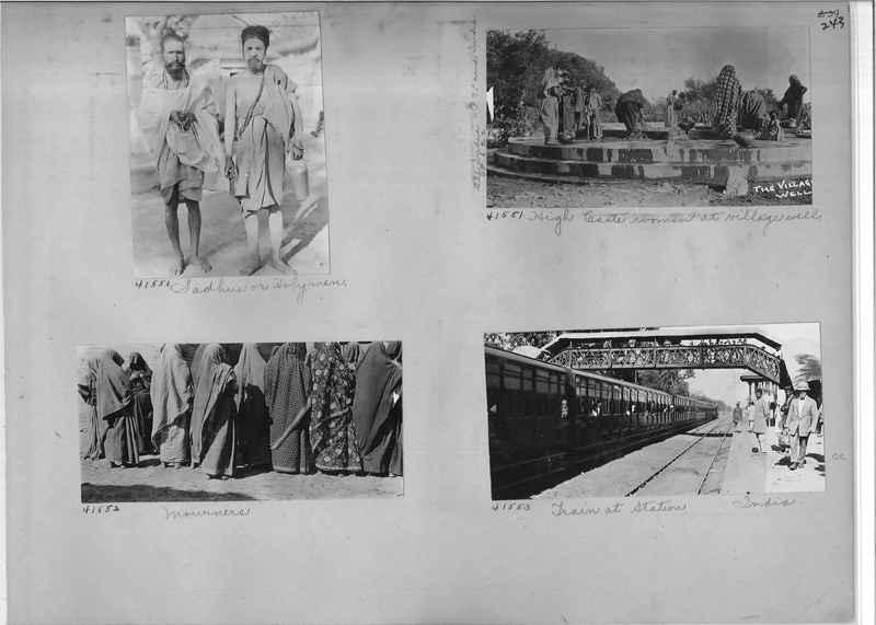 Mission Photograph Album - India #05_0243