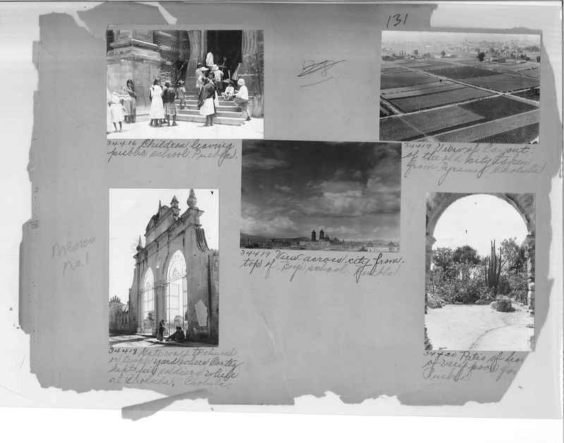 Mission Photograph Album - Mexico #01 Page_0131