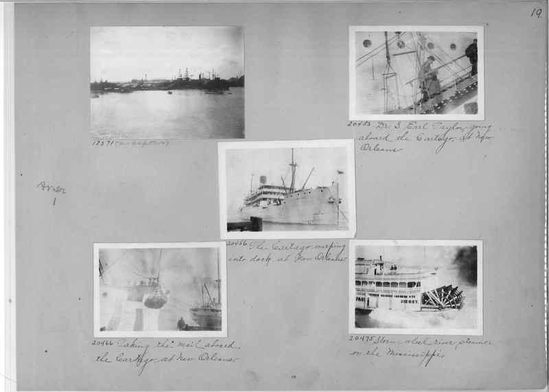 Mission Photograph Album - America #1 page 0019