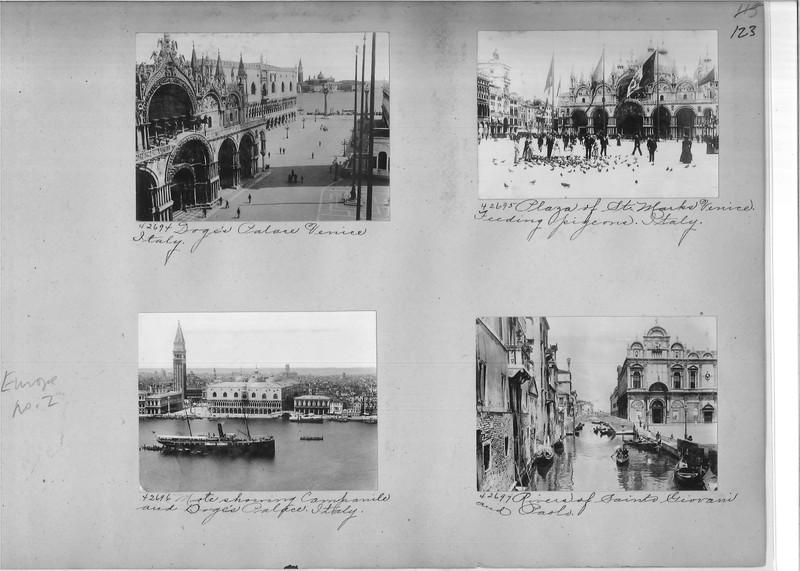 Mission Photograph Album - Europe #02 Page 0123