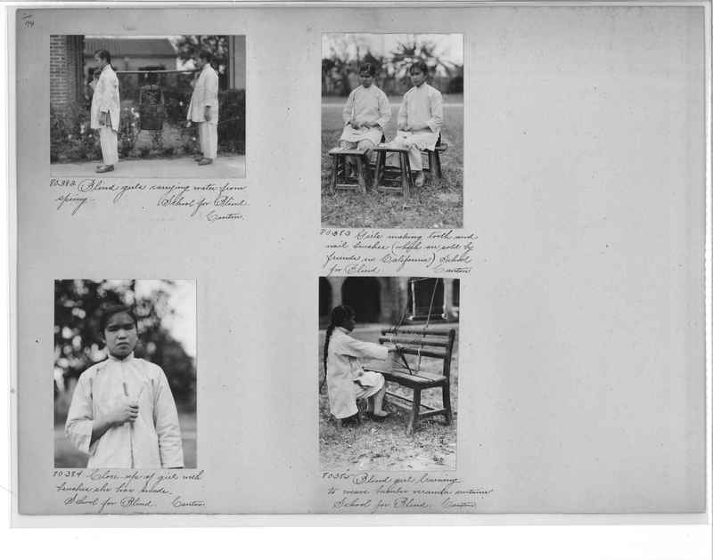 Mission Photograph Album - China #10 pg. 0074